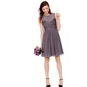 J.Crew Chiffon Bridesmaid Dress